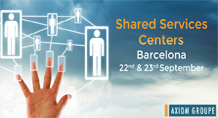 Shared Services Centers 2016