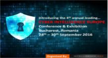 Cyber Intelligence Europe 2016