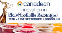 Canadean Innovation in Non-Alcoholic Beverages 2016