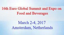 16th Euro Global Summit and Expo on Food and Beverages (Euro Food-2017)