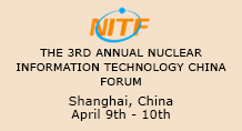 The 3rd Annual Nuclear Information Technology China Forum (NITF2015)