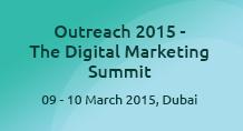 Outreach 2015 - The Digital Marketing Summit