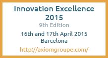 Innovation Excellence 2015