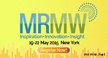 Market Research in the Mobile World 2015 (MRMW North America)