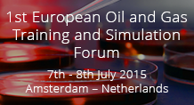 1st European Oil and Gas Training and Simulation Forum