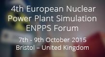 4th European Nuclear Power Plant Simulation ENPPS Forum