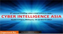 Cyber Intelligence Asia 2017