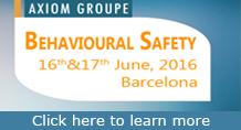 Behavioural Safety Management 2016