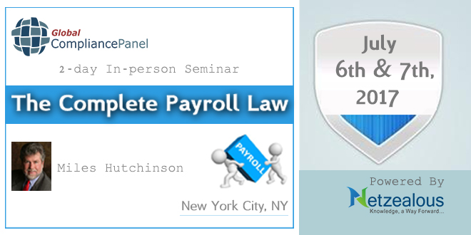 The Complete Payroll Law