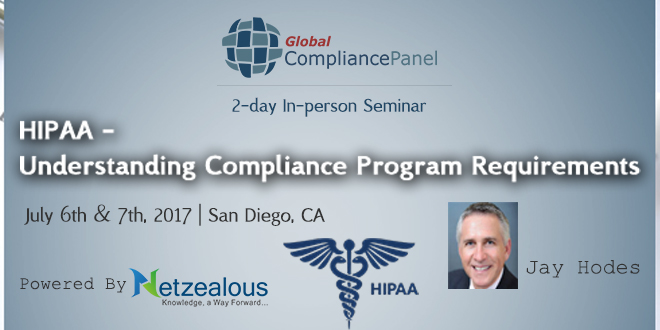 HIPAA - Understanding Compliance Program Requirements