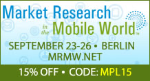 Market Research in the Mobile World 2014