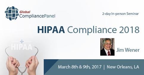 HIPAA Compliance 2018