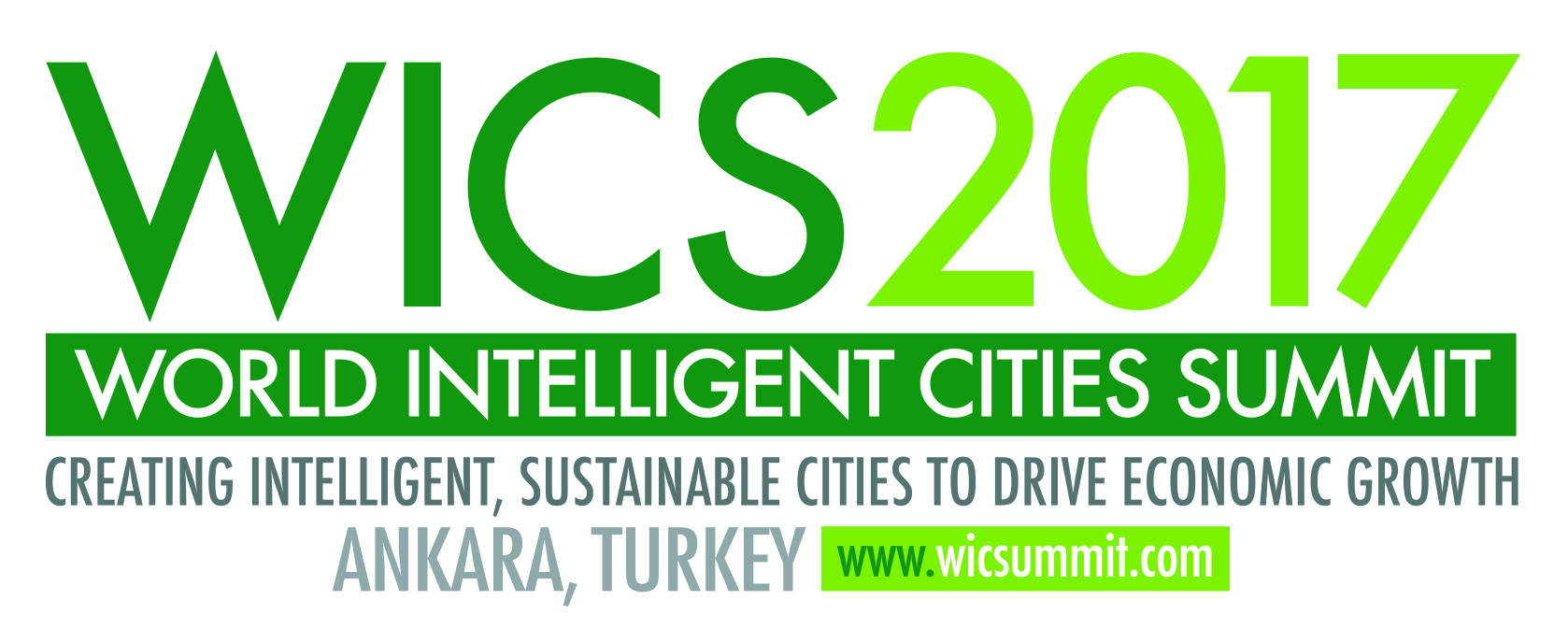 World Intelligent Cities Summit (WICS) 2017