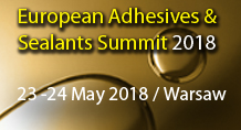 European Adhesives & Sealants Summit 2018