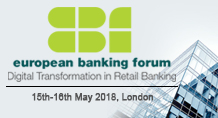 European Banking Forum: Digital Transformation in Retail Banking 2018