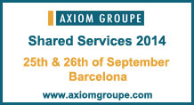 Shared Services Centers Barcelona 2014
