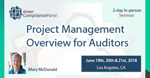 Project Management Overview for Auditors