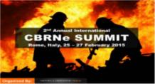 CBRNe Summit 2015