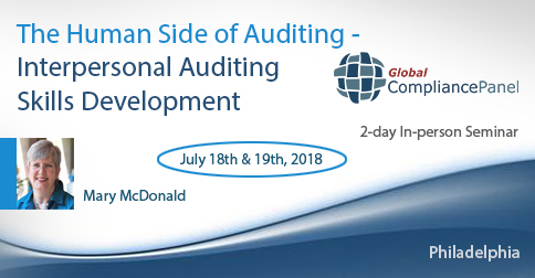 The Human Side of Auditing - Interpersonal Auditing Skills Development