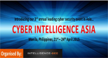 Cyber Intelligence Asia 2015