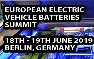 European Electric Vehicle Batteries Summit 2019