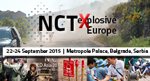 NCT eXplosive Europe 2015