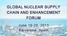 Global Nuclear Supply Chain and Enhancement Forum