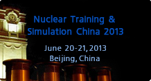 Nuclear Training & Simulation China 2013