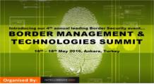 Border Management & Technologies Summit 2016