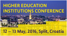 Higher Education Institutional Conference 2016