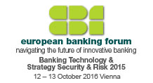 The European Banking 'Security & Risk' Forum 2016