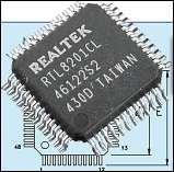 Realtek Semiconductor Corp. Runs Among the Leaders in World LAN Chip Market According to BAC Report