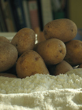 Demand for Potato Flour, Meal, Flakes and Pellets Reached 225,000 Tons in Euro-pean Union