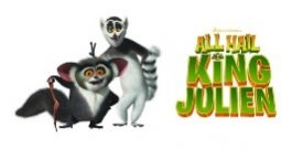 "Netflix Original Series ""ALL HAIL KING JULIEN"" Debuts on December 19, 2014"