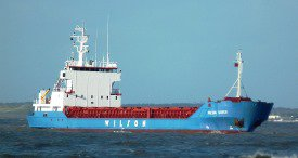 Wilson A.S.A. Vessel Receives Environmental Award