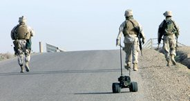 World Military Robots Sector Discussed in New M&M Research Report Now Available at MarketPublishers.com