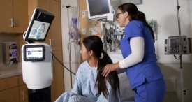 Telepresence Robots Market Discussed in WinterGreen Research Report Available at MarketPublishers.com
