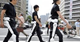 Wearable Robots & Industrial Exoskeletons Market to Amount to USD 2.1 Bn by 2021, Says WinterGreen Research in Its Cutting-Edge Report Available at Ma