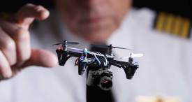 Drone Transponders Market to be Worth USD 2.5 Billion by 2022, Expects WinterGreen Research in New Report Published at MarketPublishers.com