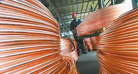 Refined Copper Production to Show Negative Growth in China, Forecasts BMI RESEARCH in Its Report Available at MarketPublishers.com