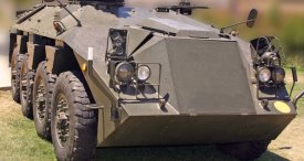 The 8x8 Armored Vehicles Grew in Importance, According to SDI Report Now Available at MarketPublishers.com