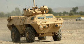 World Military Armored Vehicles & MRO Market to Register 3.71% CAGR to 2026, Forecasts SDI in Its Report Available at MarketPublishers.com