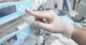 Infusion Pumps & Accessories Sector to Post Mid-Single Digit CAGR to 2022, Forecasts IQ4I in Its Report Published at MarketPublishers.com