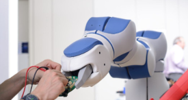 Global Service Robotics Market to Amount to USD 13 Bn through 2021, Says iGATE Research in Its New Report Recently Published at MarketPublishers.com