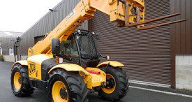 Europe & APAC Small Telehandler Market Flourished over Recent Years, Says Market Research Future in Its Study Available at MarketPublishers.com