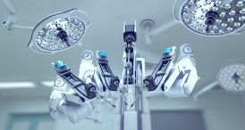 Global Demand for Surgical Robots to Amount to USD 91.5 Bn by 2025, Predicts GMD in Its New Research Report Recently Published at MarketPublishers.com