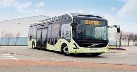 APAC Dominates Global Electric Bus Market, Informs P&S Market Research in Its Insightful Research Study Available at MarketPublishers.com