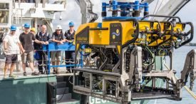 Total Capex of Remotely Operated Vehicles (ROVs) to Reach USD 5.15 Bn by 2025, Predicts GMR Data in Its New Report Available at MarketPublishers.com