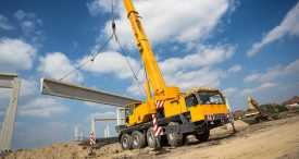 World Mobile Crane Market to Amount to USD 9.82 Bn by 2025, Forecasts The Insight Partners in Its New Report Recently Added at MarketPublishers.com