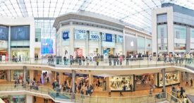 UK Supermalls Market to Increase by 7.2% during 2017-2022, Expects GlobalData in Its New Report Recently Added at MarketPublishers.com